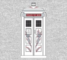 """The T-Birds have the phonebox..."" Kids Clothes"