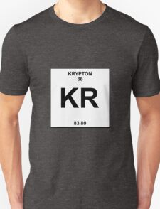 Krypton Periodic Table T-Shirt