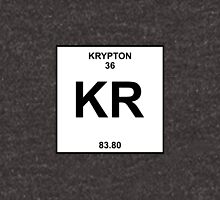 Krypton Periodic Table Unisex T-Shirt