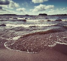 Gentle Summer Waves by Ari Salmela