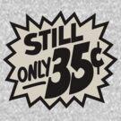 Comic Book Memories - Still Only 35 Cents by JoesGiantRobots