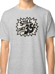 Comic Book Memories - Still Only 35 Cents Classic T-Shirt