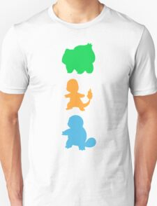 The starters (Kanto) T-Shirt