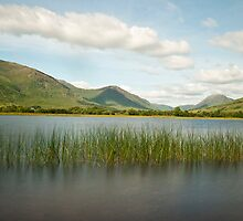Loch Awe, Scotland. Longexposure. by paulreid1975