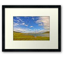 Harris: An Taobh Tuath (Northton) Framed Print