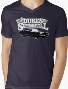 Dukes of Supernatural - variation Mens V-Neck T-Shirt