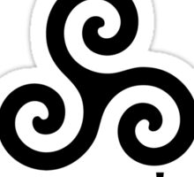 PROUD MEMBER OF DEREK'S PACK Sticker