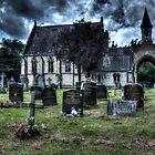 Cemetery (HDR) by JPAube