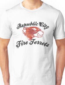 Fire Ferrets Street Shirt Unisex T-Shirt