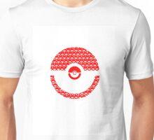 Pokeball Inception Unisex T-Shirt