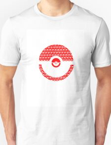 Pokeball Inception T-Shirt