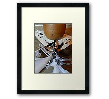 Quills and Ink Framed Print