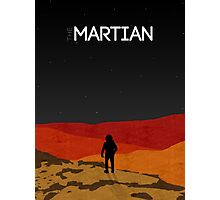 The Martian Photographic Print