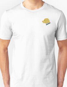 Preppy Dog Madras Golden Retriever T-Shirt