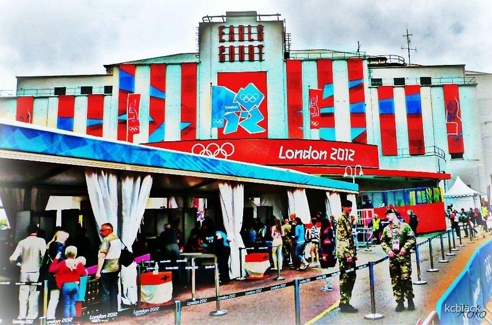 Earls Court - London Olympics 2012 by kcblack