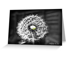 Seeds of Time Greeting Card