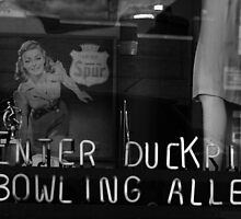 Duckpin Bowling by CreatingRayne