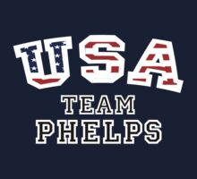 USA - Team Phelps by ScottW93