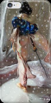 FEMALE SAMURAI by Elizabeth Giupponi
