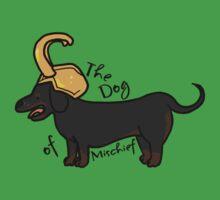 The Dog of Mischief  T-Shirt