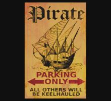 pirate sign by artvagabond