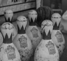Duckpin Bowling game by CreatingRayne