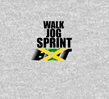 Walk, Jog, Sprint, BOLT! Unisex T-Shirt