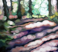 Woodland Floor by Lynsey Ewan