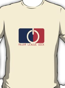 Major League Geek T-Shirt