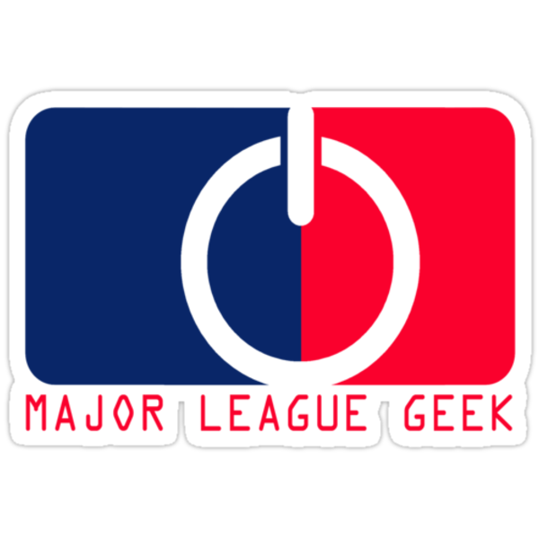 Major League Geek by Paul Gitto