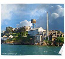 Lonely Alcatraz Poster