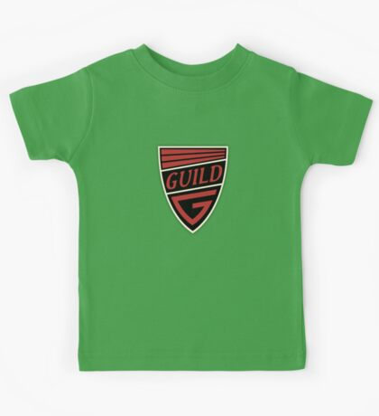 Wonderful Guild Kids Tee