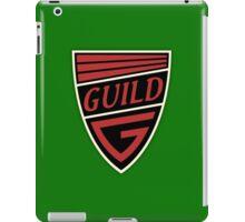 Wonderful Guild iPad Case/Skin