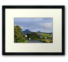 Fanad Peninsula Framed Print