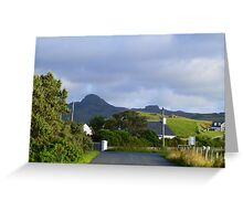 Fanad Peninsula Greeting Card