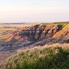 Badlands National Park at Sunrise by Scott Hendricks