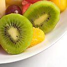 Fresh Fruit Salad by Ellesscee