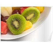 Fresh Fruit Salad Poster