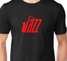 Red Jazz Unisex T-Shirt