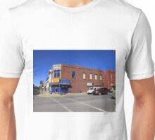 Abilene, Kansas - Cedar and 3rd Unisex T-Shirt