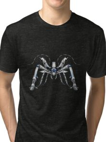 Robot-insect Tri-blend T-Shirt