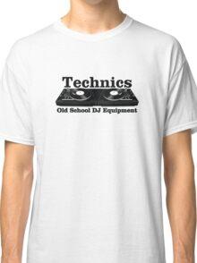 Technics Black Classic T-Shirt