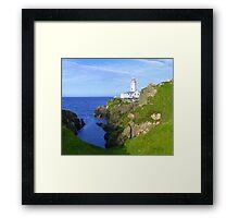 Fanad Head Lighthouse Framed Print