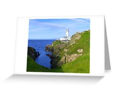 Fanad Head Lighthouse Greeting Card