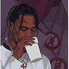 Travis Scott by vibechief