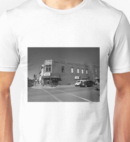 Abilene, Kansas - Cedar and 3rd Unisex T-Shirt