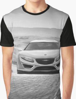 Saab Turbo Hero Graphic T-Shirt