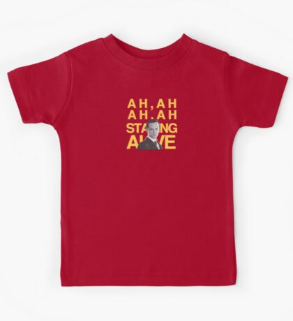 Staying Alive Kids Tee