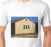 Abilene, Kansas - Railroad Station Unisex T-Shirt