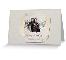Christmas Special - Cards - Outlaw Queen Greeting Card